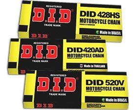 Componentes para Motos D.I.D